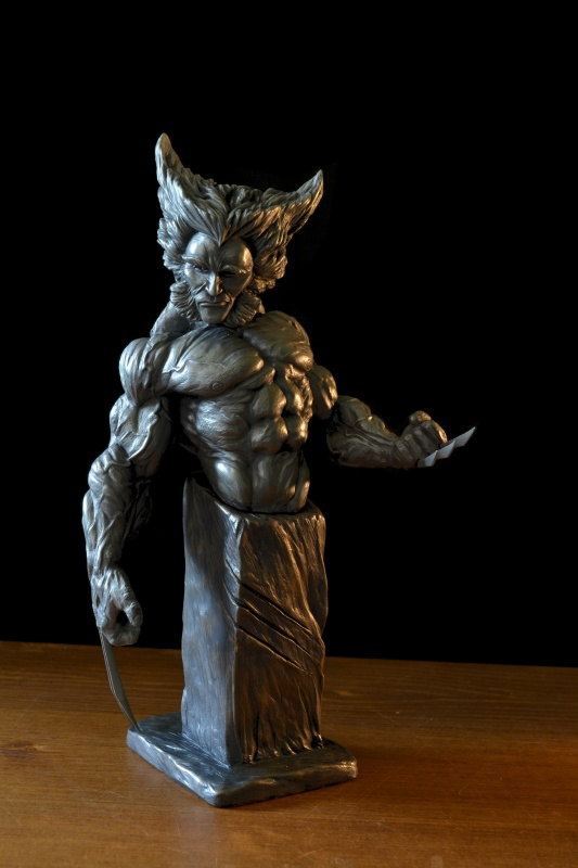 """Wolverine """"Buste"""" Wolverine_076"""