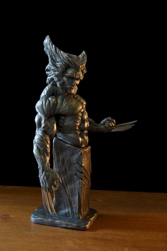 """Wolverine """"Buste"""" Wolverine_077"""