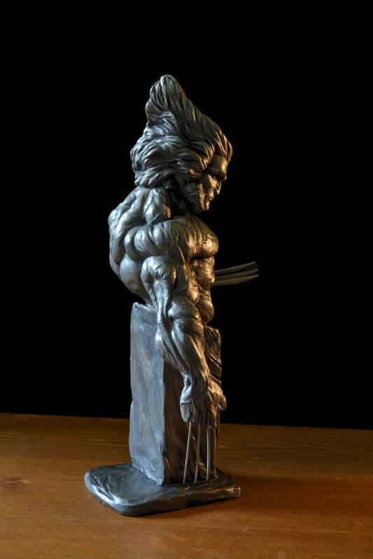 """Wolverine """"Buste"""" Wolverine_078"""