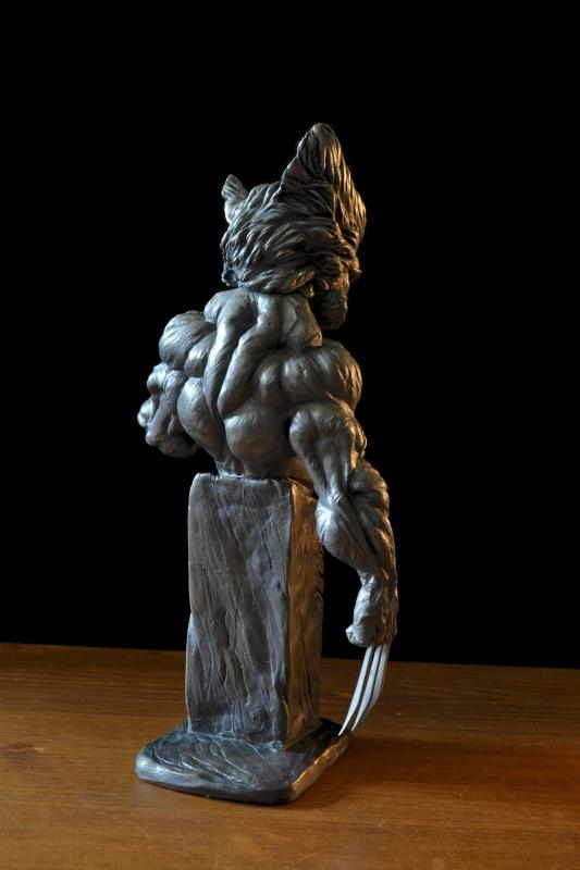 """Wolverine """"Buste"""" Wolverine_079"""