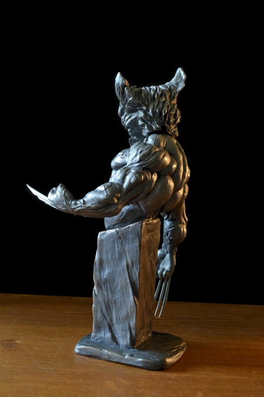 """Wolverine """"Buste"""" Wolverine_081"""