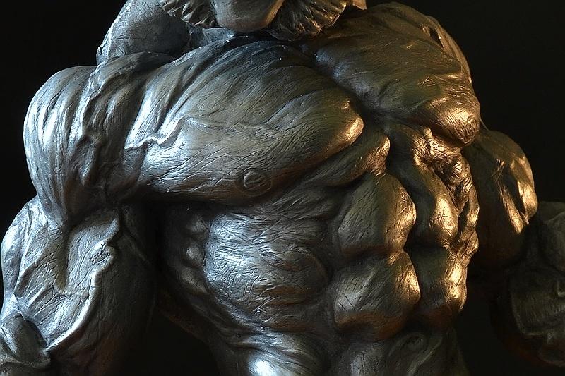 """Wolverine """"Buste"""" Wolverine_084"""