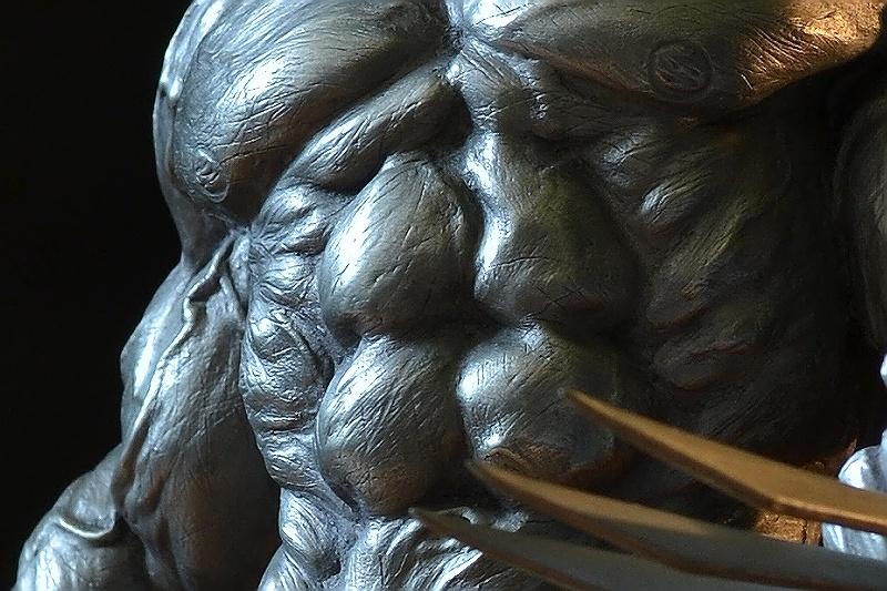 """Wolverine """"Buste"""" Wolverine_085"""
