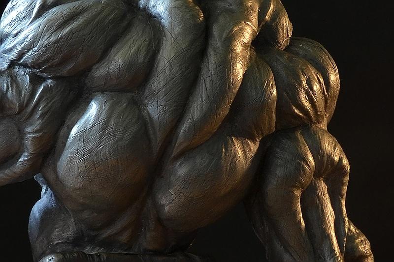 """Wolverine """"Buste"""" Wolverine_086"""
