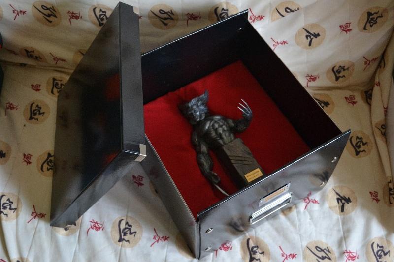 """Wolverine """"Buste"""" Wolverine_098"""