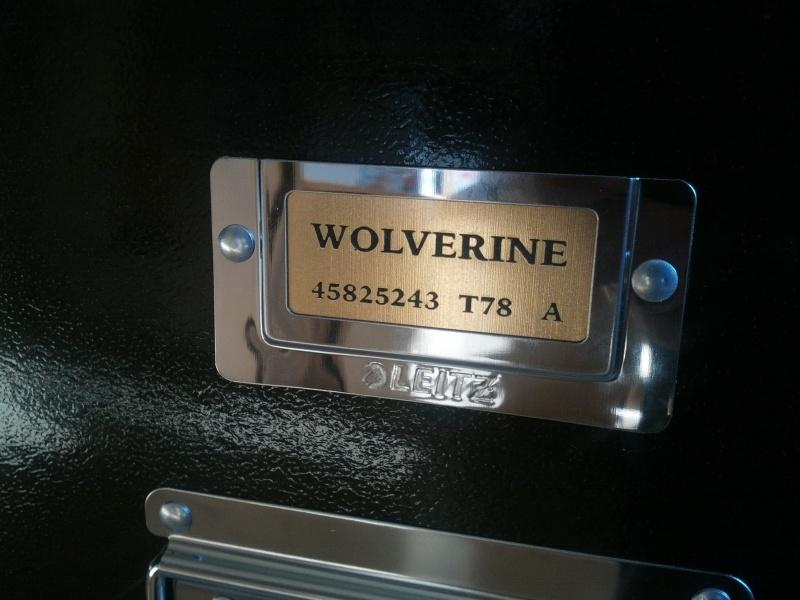 """Wolverine """"Buste"""" Wolverine_099"""