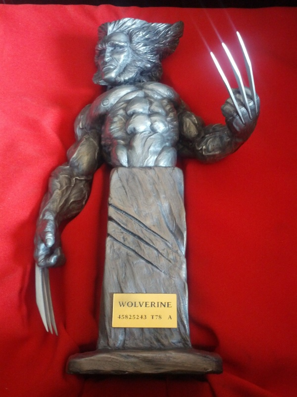 """Wolverine """"Buste"""" Wolverine_100"""
