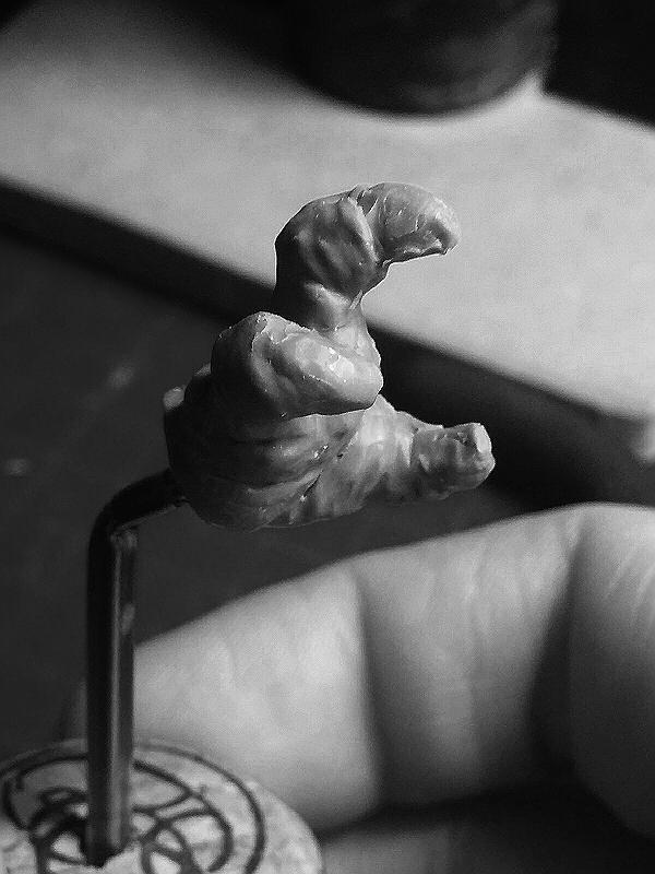 Sculpture de Yoda YoDark_33