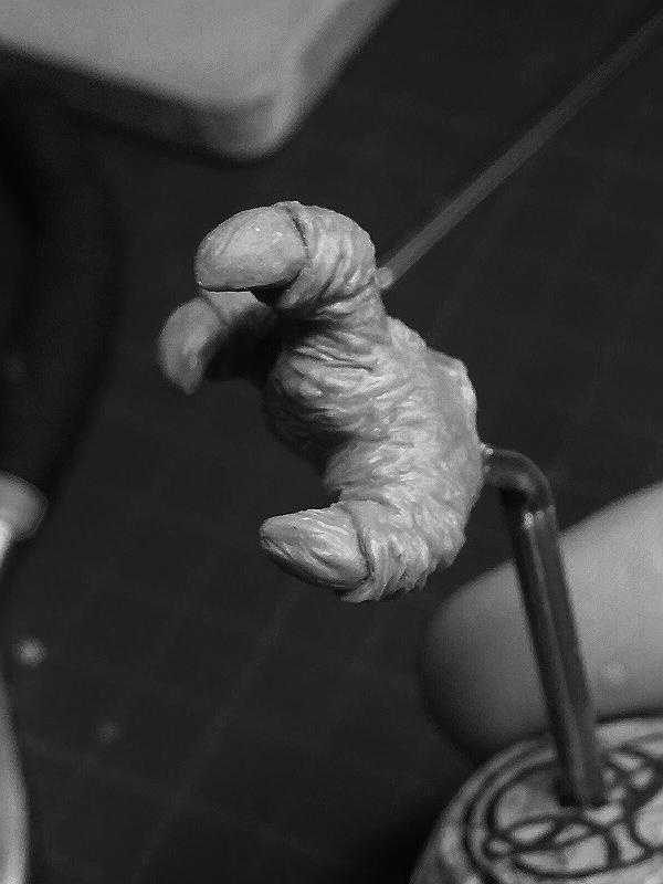 Sculpture de Yoda YoDark_37