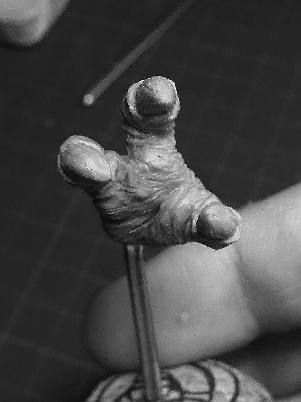 Sculpture de Yoda YoDark_38