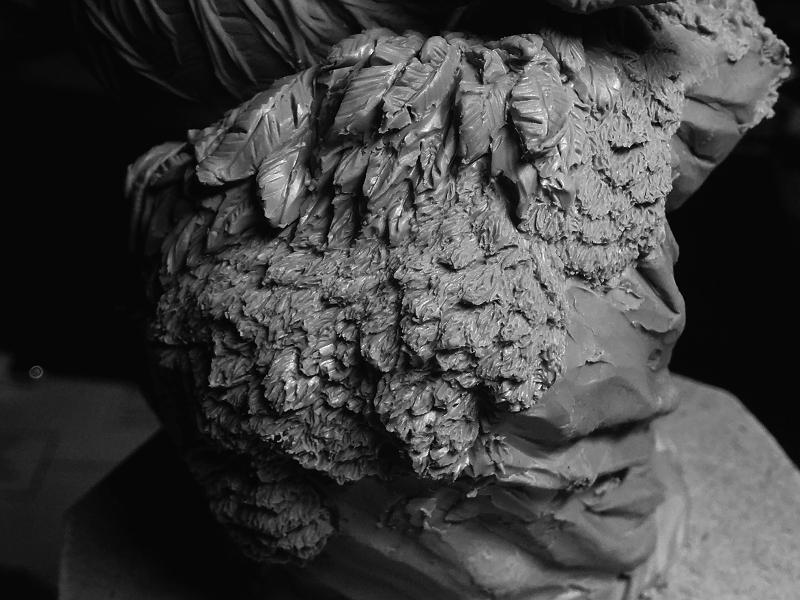 Sculpture de Yoda YoDark_56