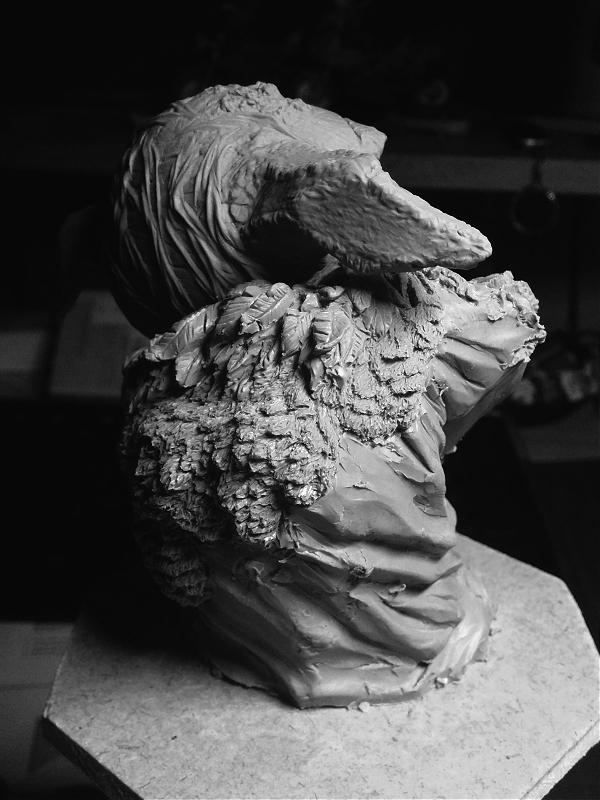 Sculpture de Yoda YoDark_59