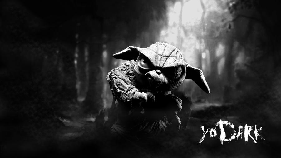 Sculpture de Yoda YoDark_Final_900